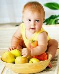 Фрукты для малыша
