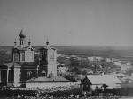Старая церковь Торез 1951 год