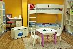 Обустраиваем детскую комнату для двоих детей