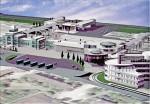 В Донецке идет реконструкция ЖД вокзала