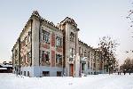 На окраине города Ногинска в Московской области стоит красивейшее здание средней школы