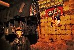 Шахтёр собирается в забой Carolyn Drake фоторепортаж о Торезе World Press Foto 2007