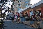 Рынок на Николаева  отдел продажи цветов Торез