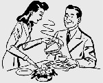 Меню из СССР  Советские кулинарные блюда