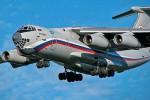 Самолёт МЧС    способен доставить пострадавших или медицинское оборудование за несколько часов даже на другой континент