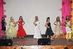 На сцене Мисс Торез 2010