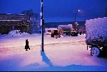 Зимний вечер в Торезе Carolyn Drake фоторепортаж о Торезе World Press Foto 2007