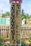 В Торезе тепло 35 в тени