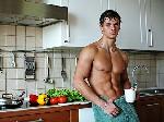 Как избавится от живота мужчине   диеты или тренировки  Что лучше