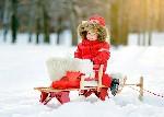 Зимние прогулки с малышом на свежем воздухе   залог здоровья