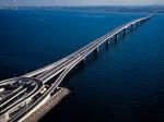 Мост Trans Tokio Bay Highway в Японии